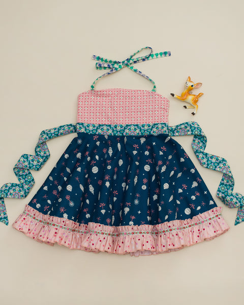 Holiday Garland Ellie Roundabout Dress