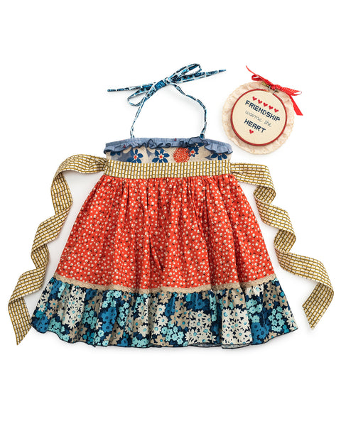 Aunt Em Ruffled Ellie Dress