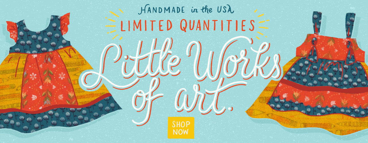 Limited Quantities, little works of art.