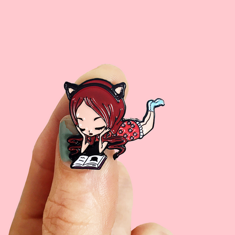 How to Be A Cat - Collector Enamel Pin