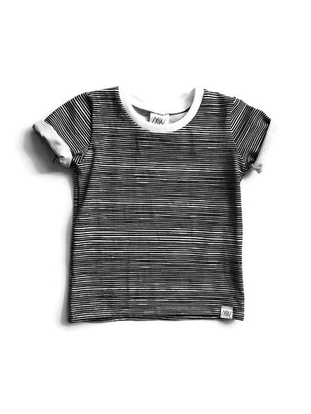 T-Shirt - Wavy Stripes