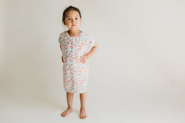 T-Shirt Dress - Blossom