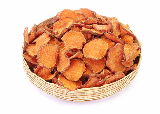 SWEET POTATO CHIPS - 5 Stars