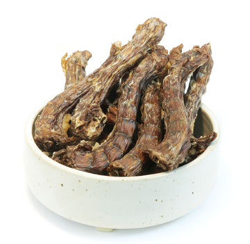 Duck Necks Natural Dog Treats