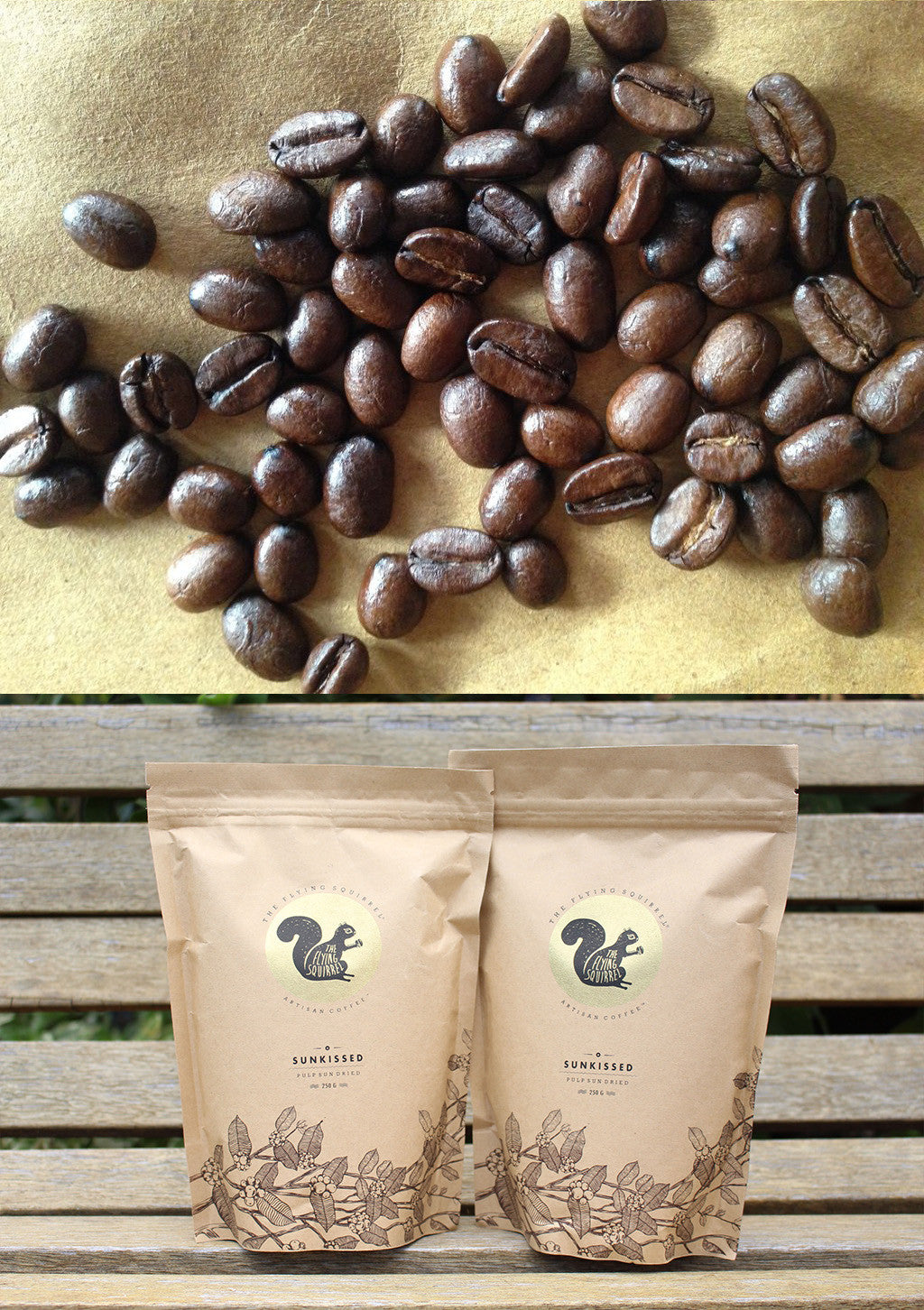 Nellikad Estate Sunkissed (Roasted Beans) - 250g