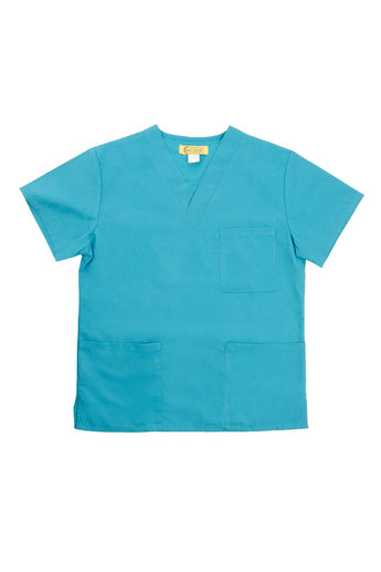 Medical Scrub Uniform Set Top & Bottom Express Checkout - C.F.A Scrubs