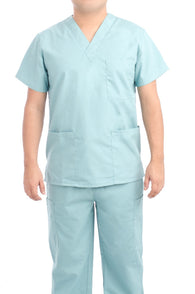 Mint Medical Scrub Uniform Set - C.F.A Scrubs