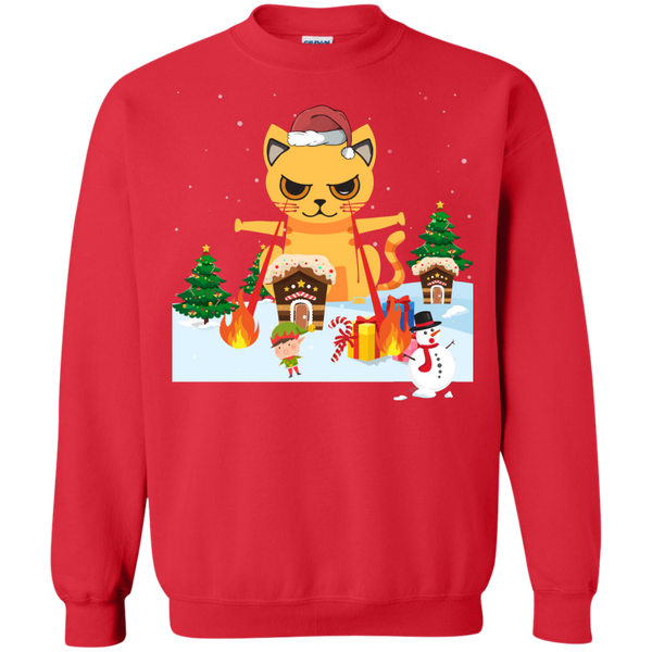 bd158b51d1c36 Ugly Christmas Sweater Cat Designs – Tagged