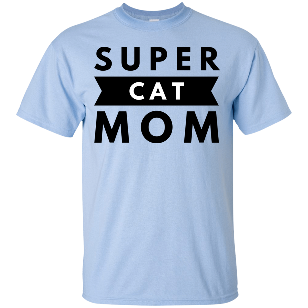 Super Cat Mom T-Shirt