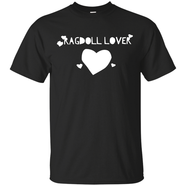 Ragdoll Cat Lover T-Shirt