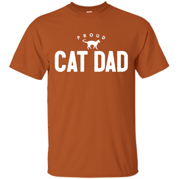 Proud Cat Dad T-Shirt