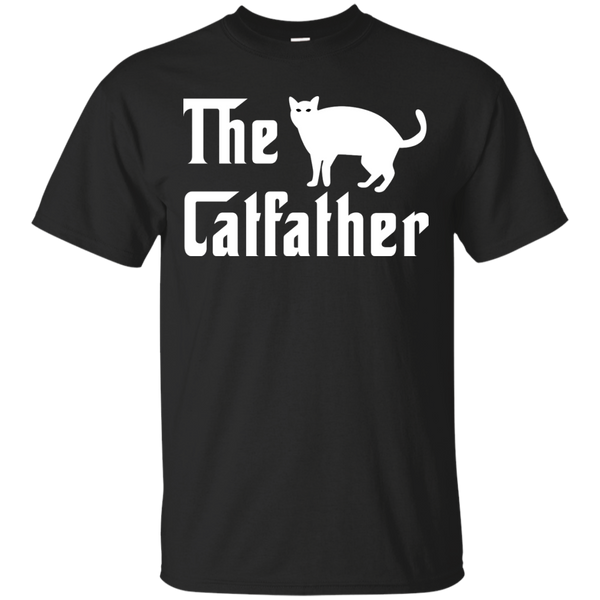 The Cat Father T-Shirt - BinXzay
