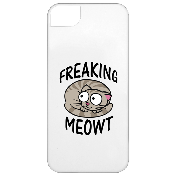 Freaking MEOWT iPhone 5 Case - BinXzay