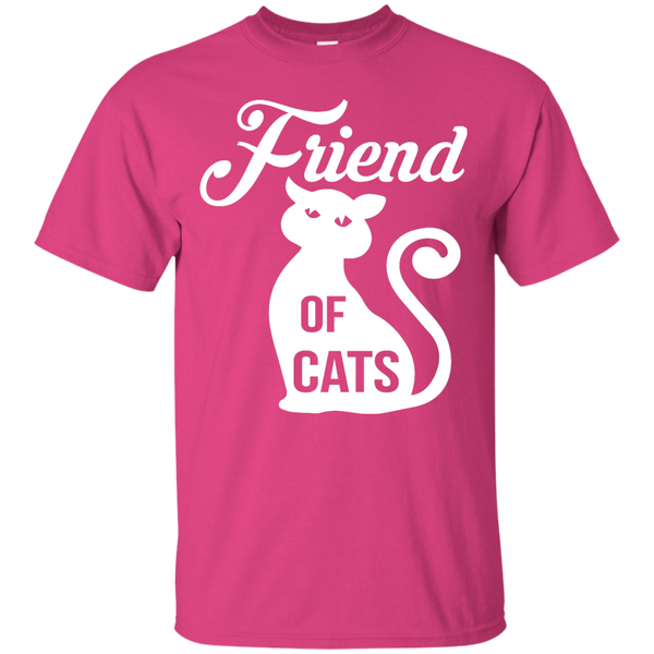 Friend of Cats T-Shirt