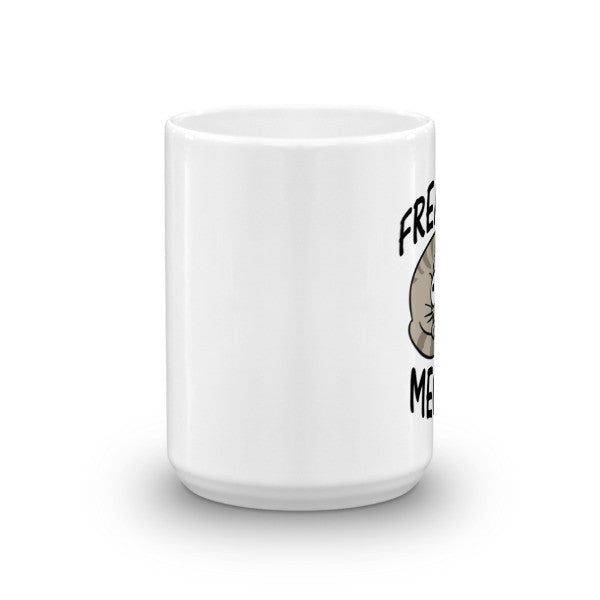Freaking MEOWT Coffee Mug - BinXzay