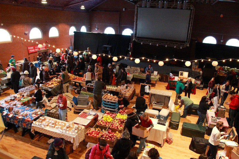 10 Reasons to Shop your Local Farmer's Market