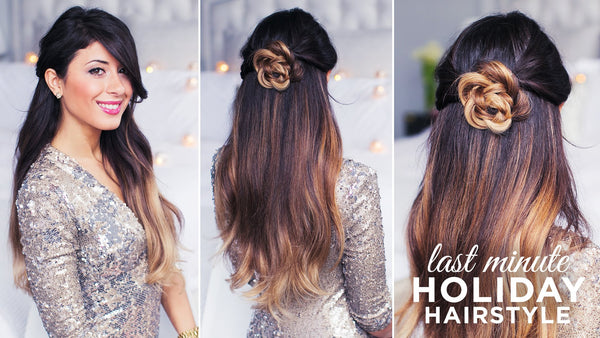 Leading Holiday Hairstyles
