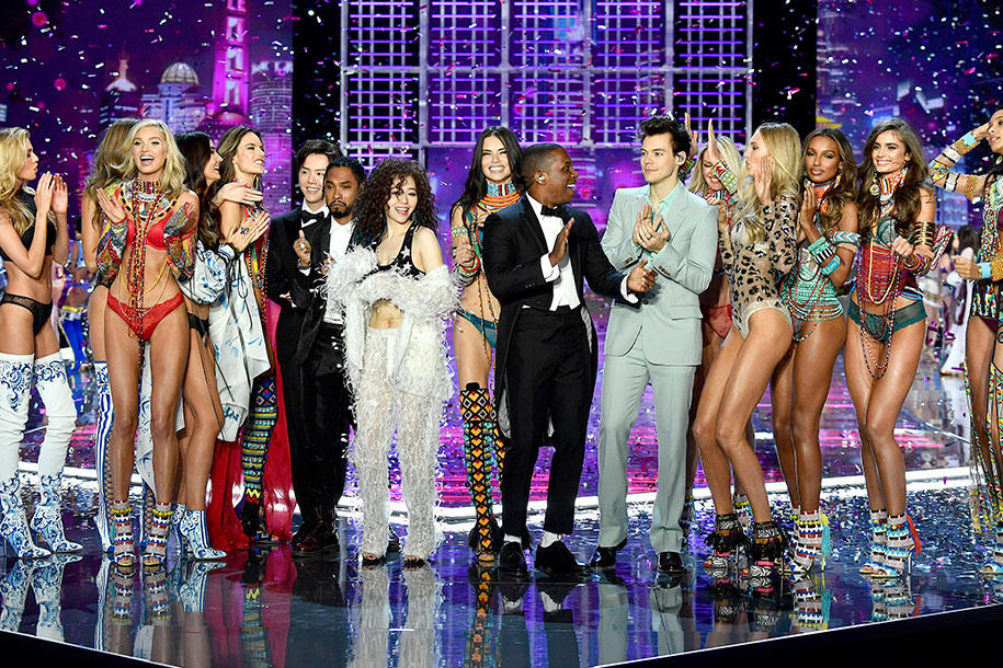 The Evolution of The Victoria Secret Fashion Show