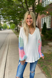 Crochet Sleeves Are Everything