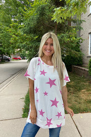 The Cutest Star Waffle Tunic