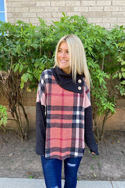 The Plaid Soft Wagon Ride Sweater