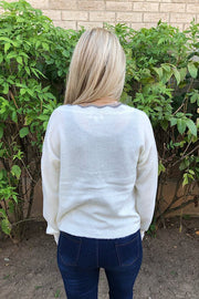 Ivory Princess Sweater