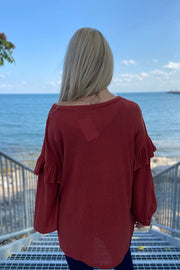 Rust Love Fall Top