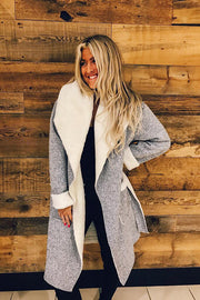Fall Luxury Italian Coat