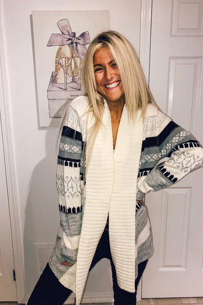 Winter Wonderland Cardigan