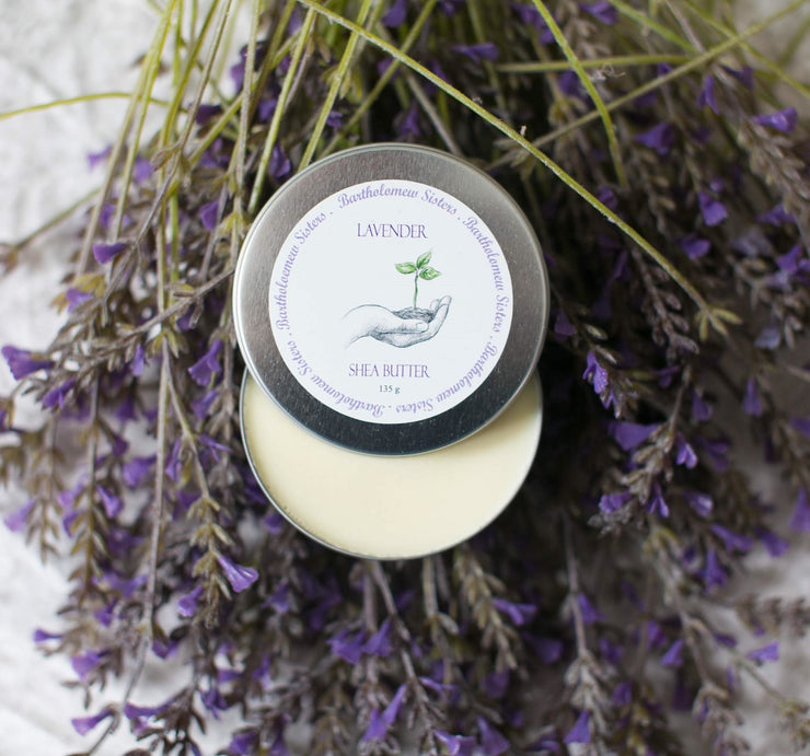 Small Lavender Shea Butter -25g