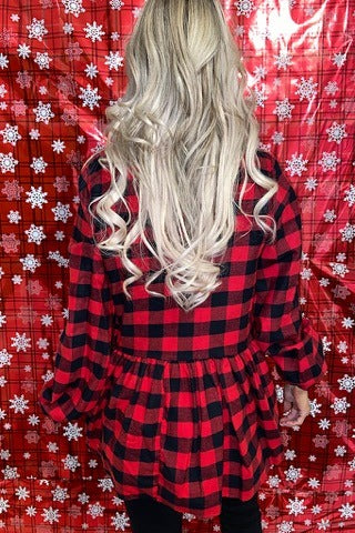 Buffalo Plaid Winter Edition
