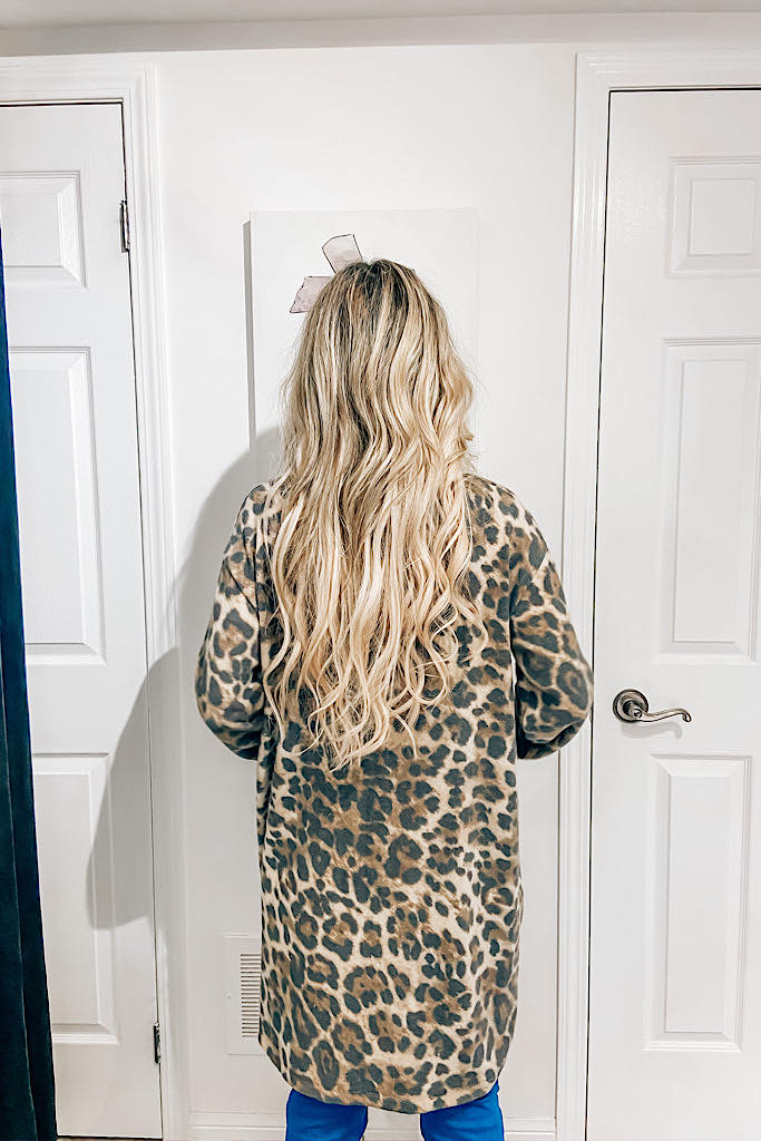 The Perfect Cozy Leopard Cardigan
