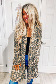 Pre Order The Perfect Cozy Leopard Cardigan