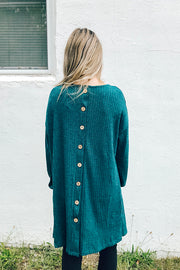 Button Back Babe Cardigan