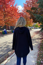 The Pretty Liz Hoodie Tunic