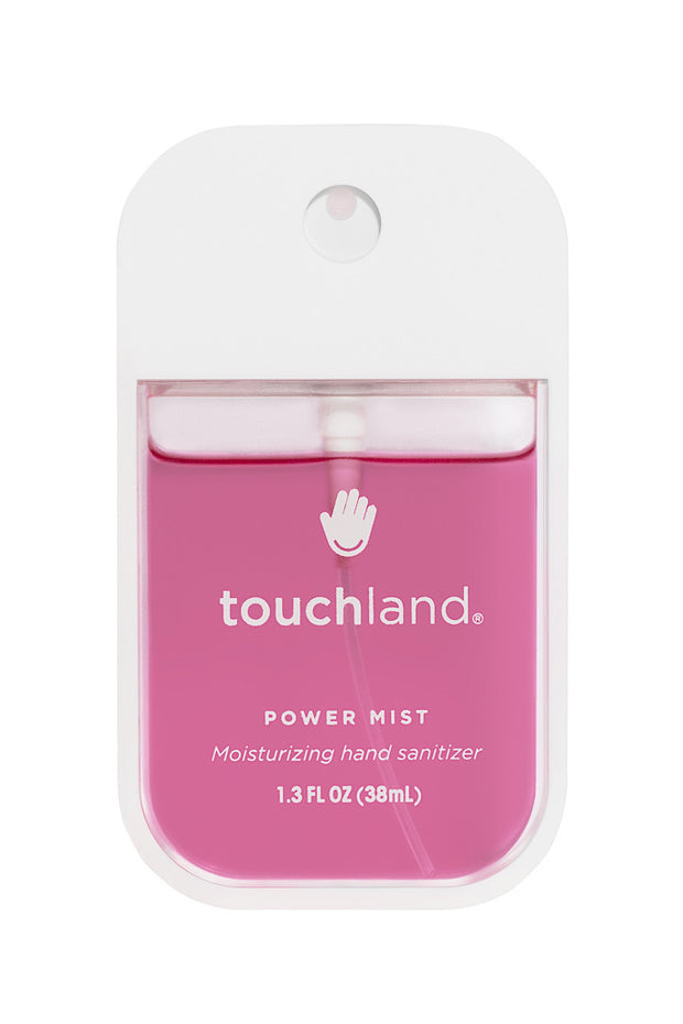 TOUCHLAND POWER MIST HAND SANITIZER-FOREST BERRY