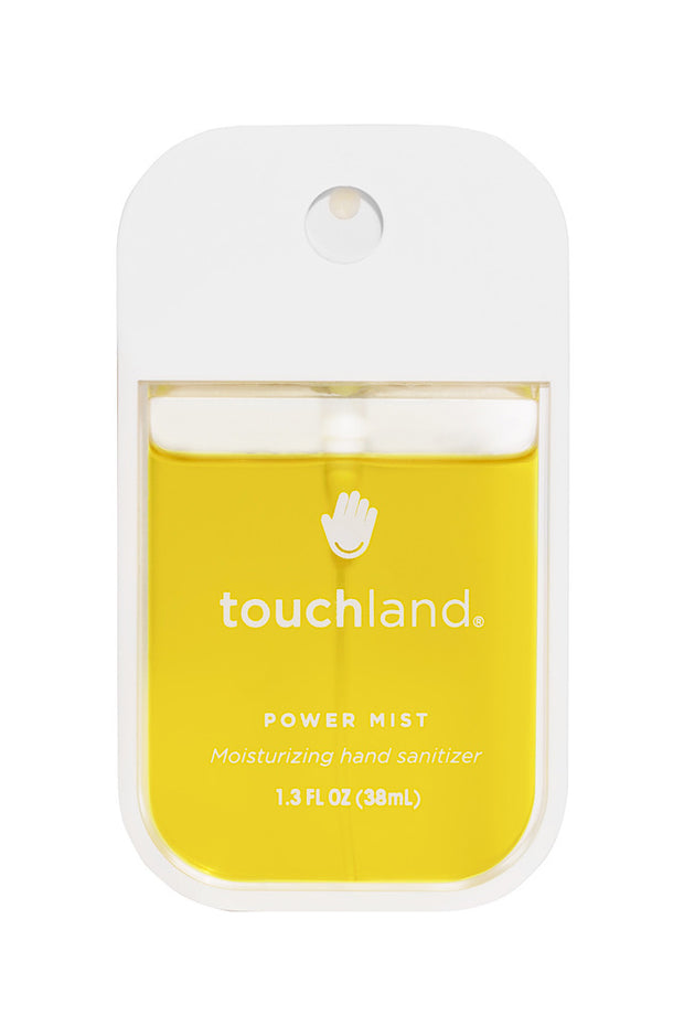 TOUCHLAND POWER MIST HAND SANITIZER-VANILLA CINNAMON
