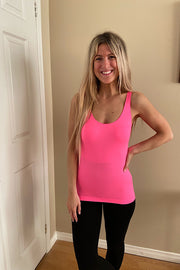 Amazing Compression Style Tank Tops- 8 Colours