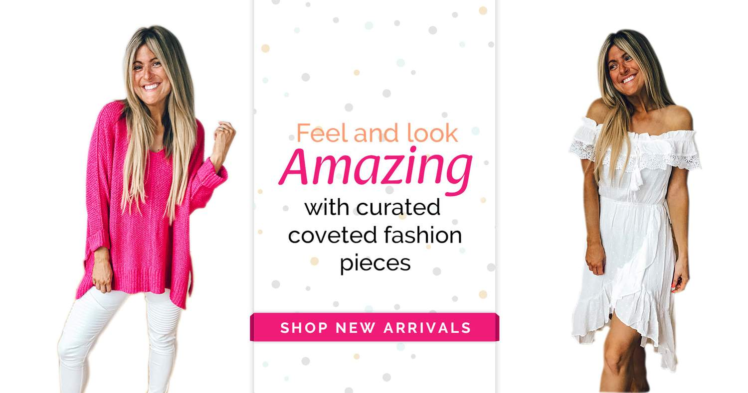 New Fashion Arrivals