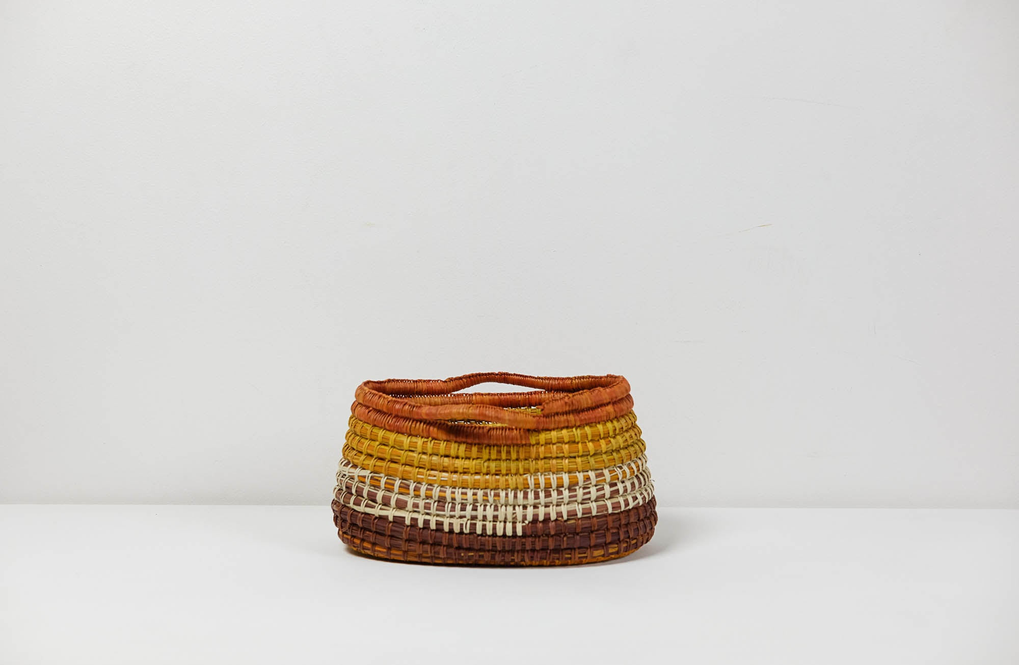 Maningrida Coiled Basket