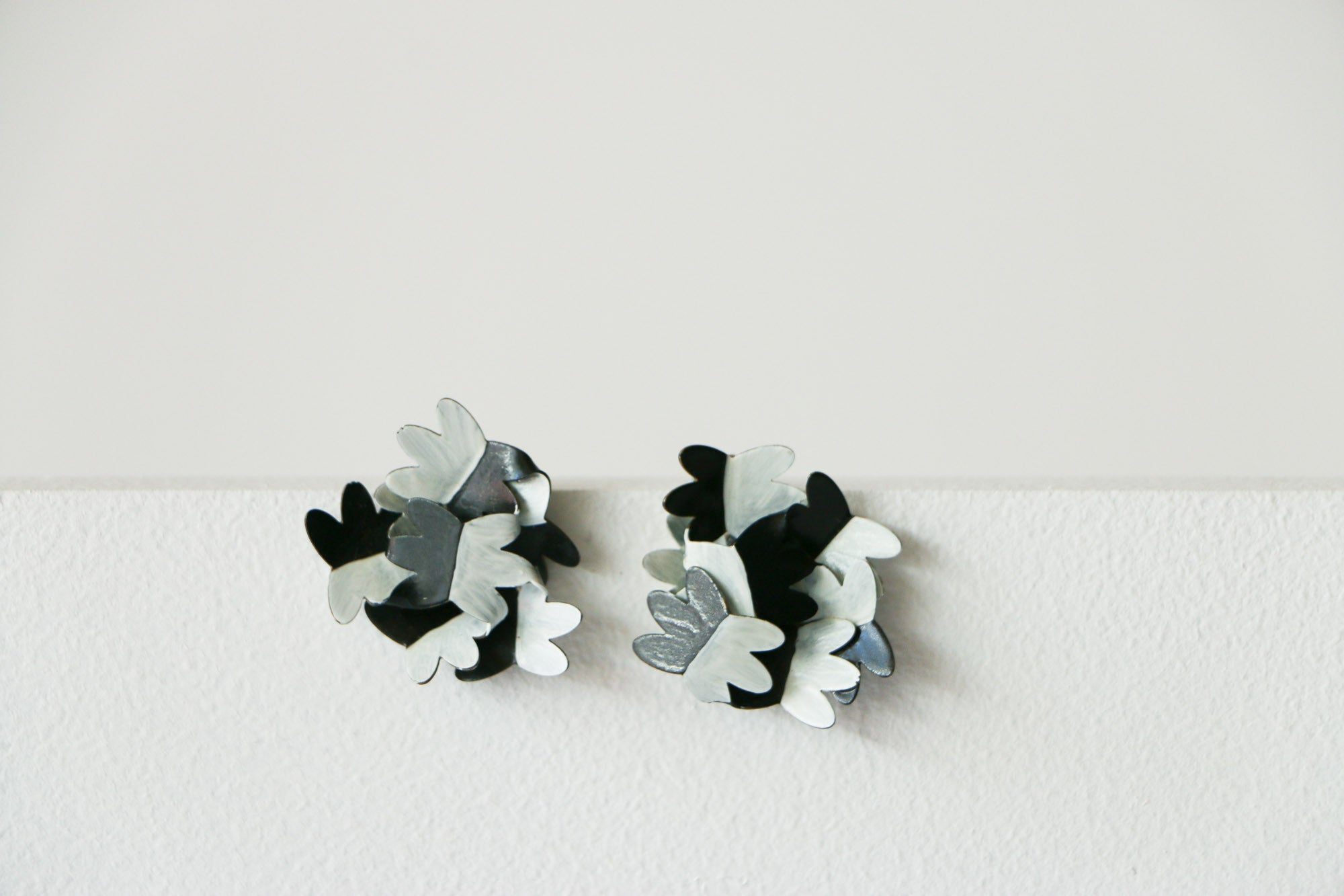 Petal Stud Earrings (Large)