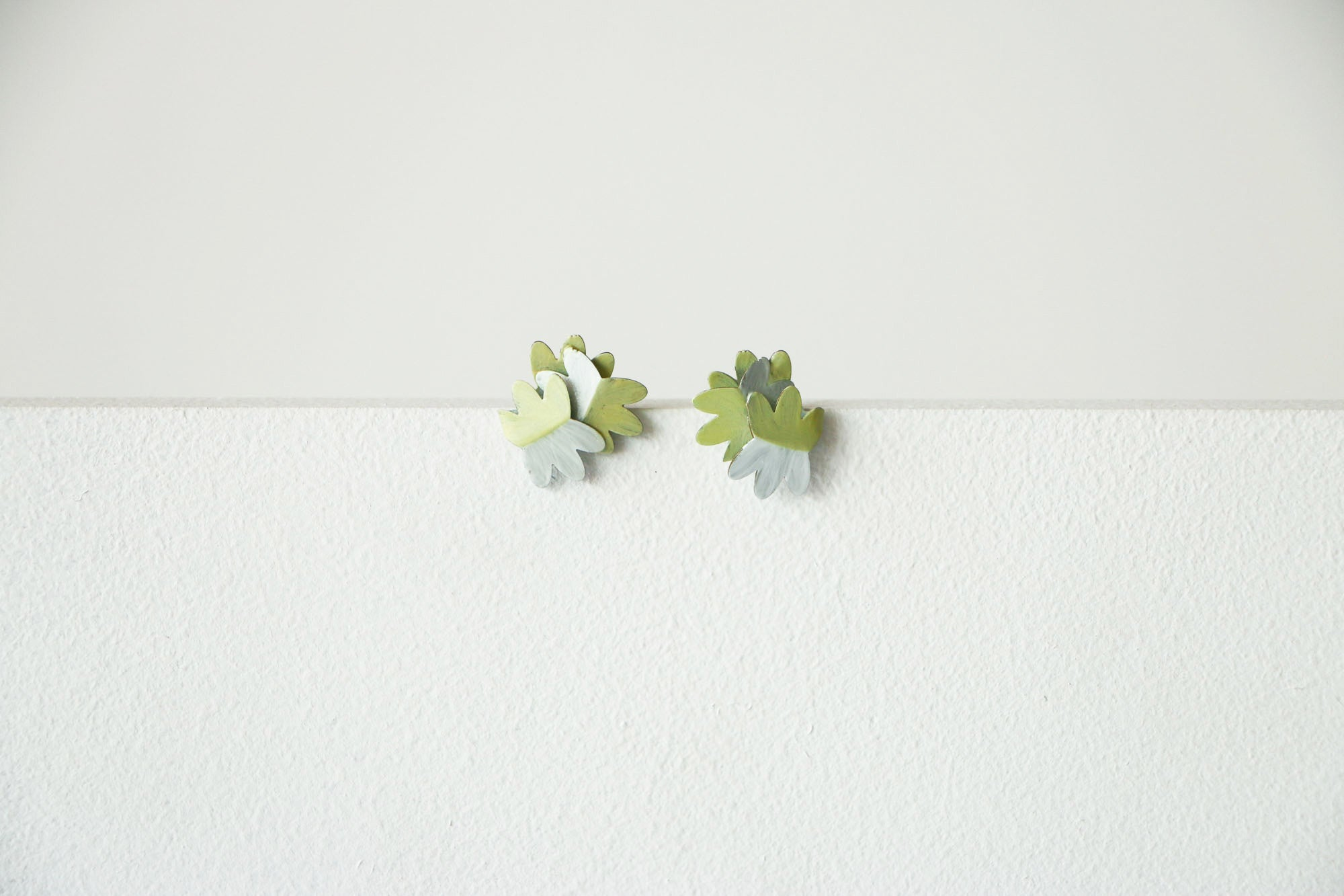 Petal Stud Earrings (Small)