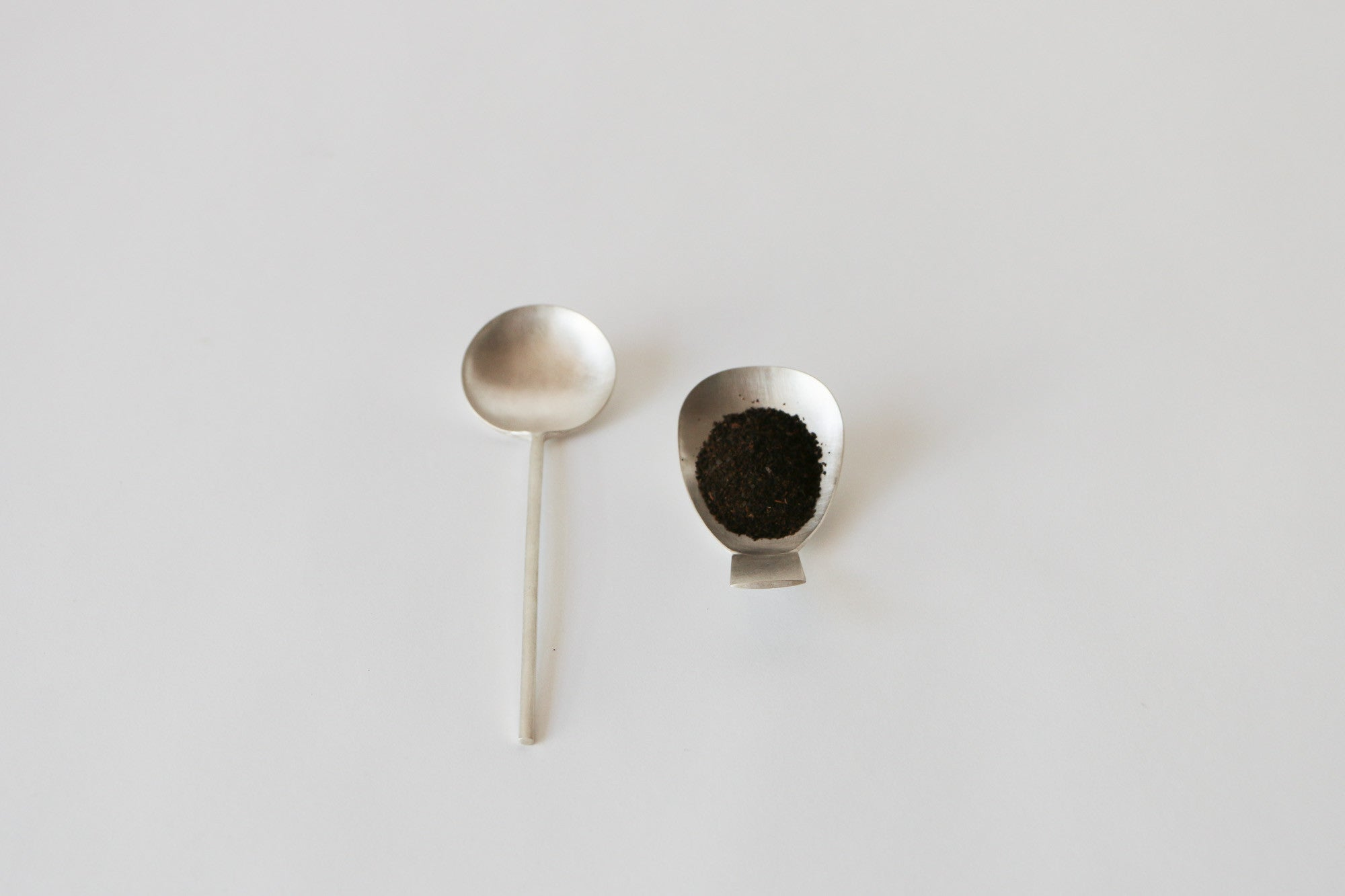 Tea Leaf Spoon
