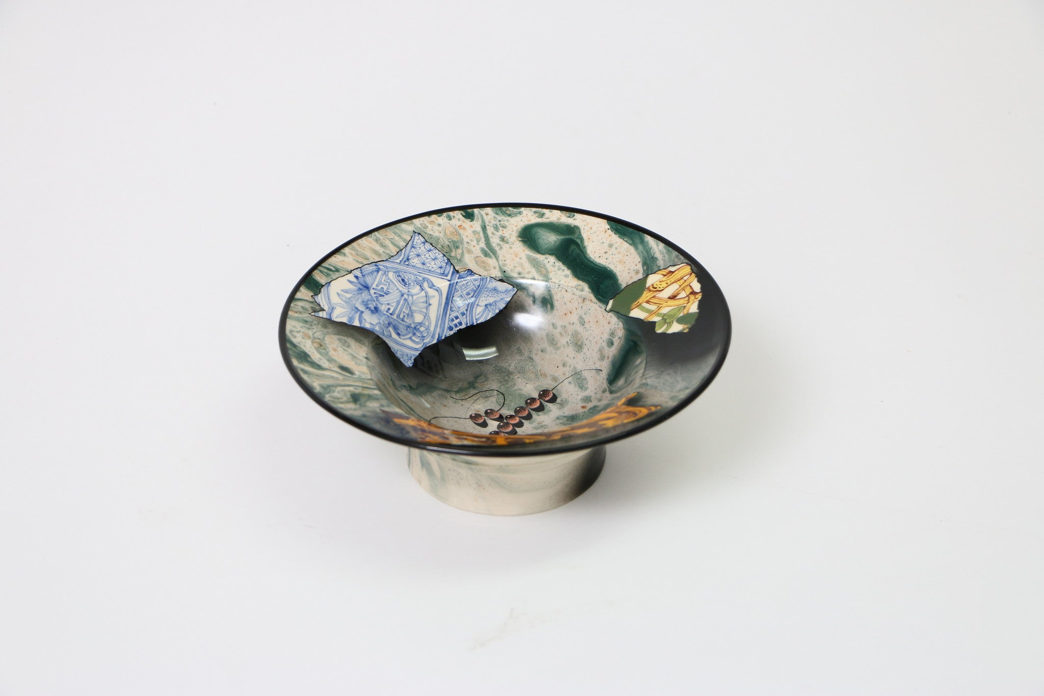 Ming and Morris Shards Bowl