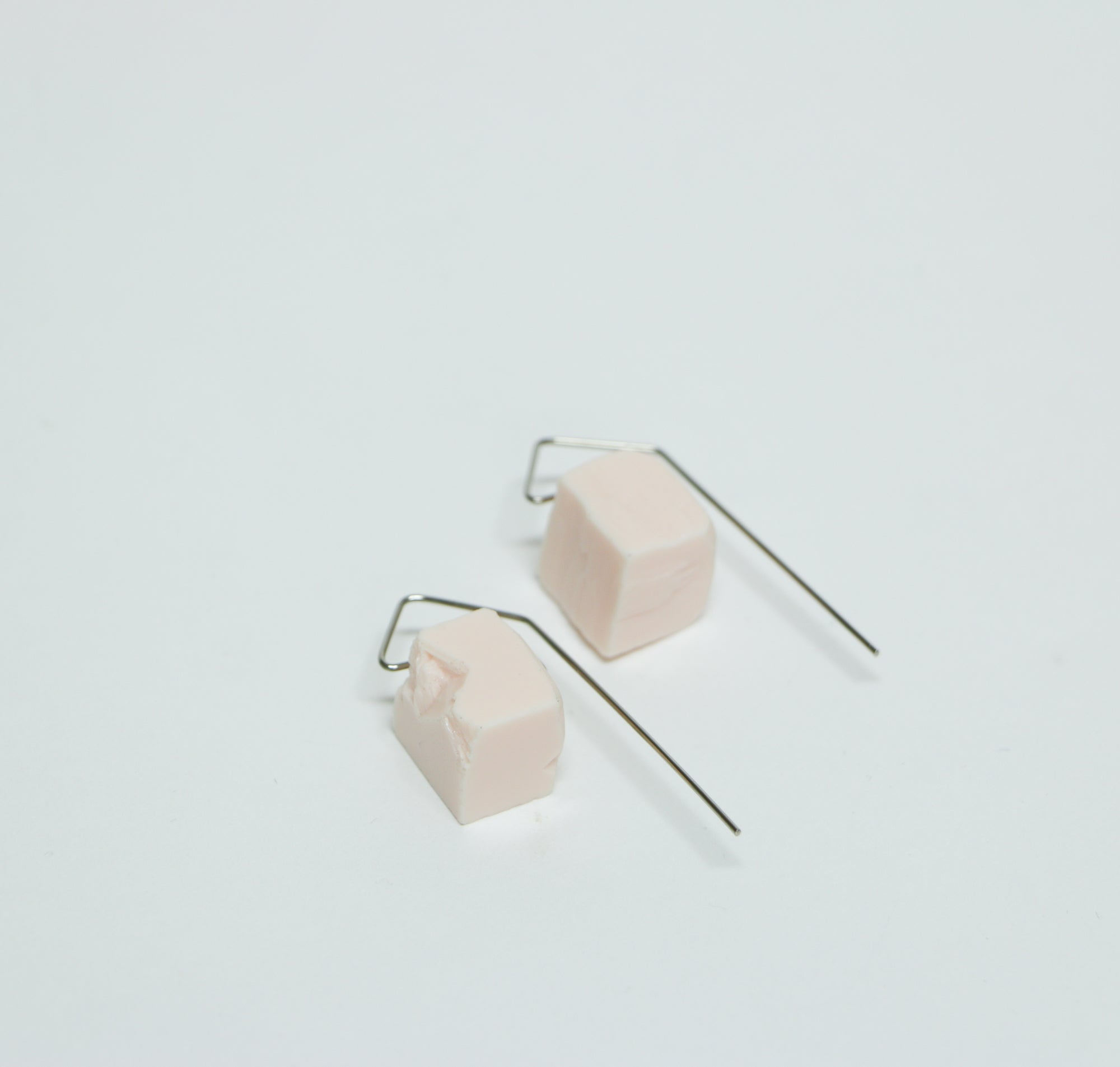 Mineralist Hook Earrings