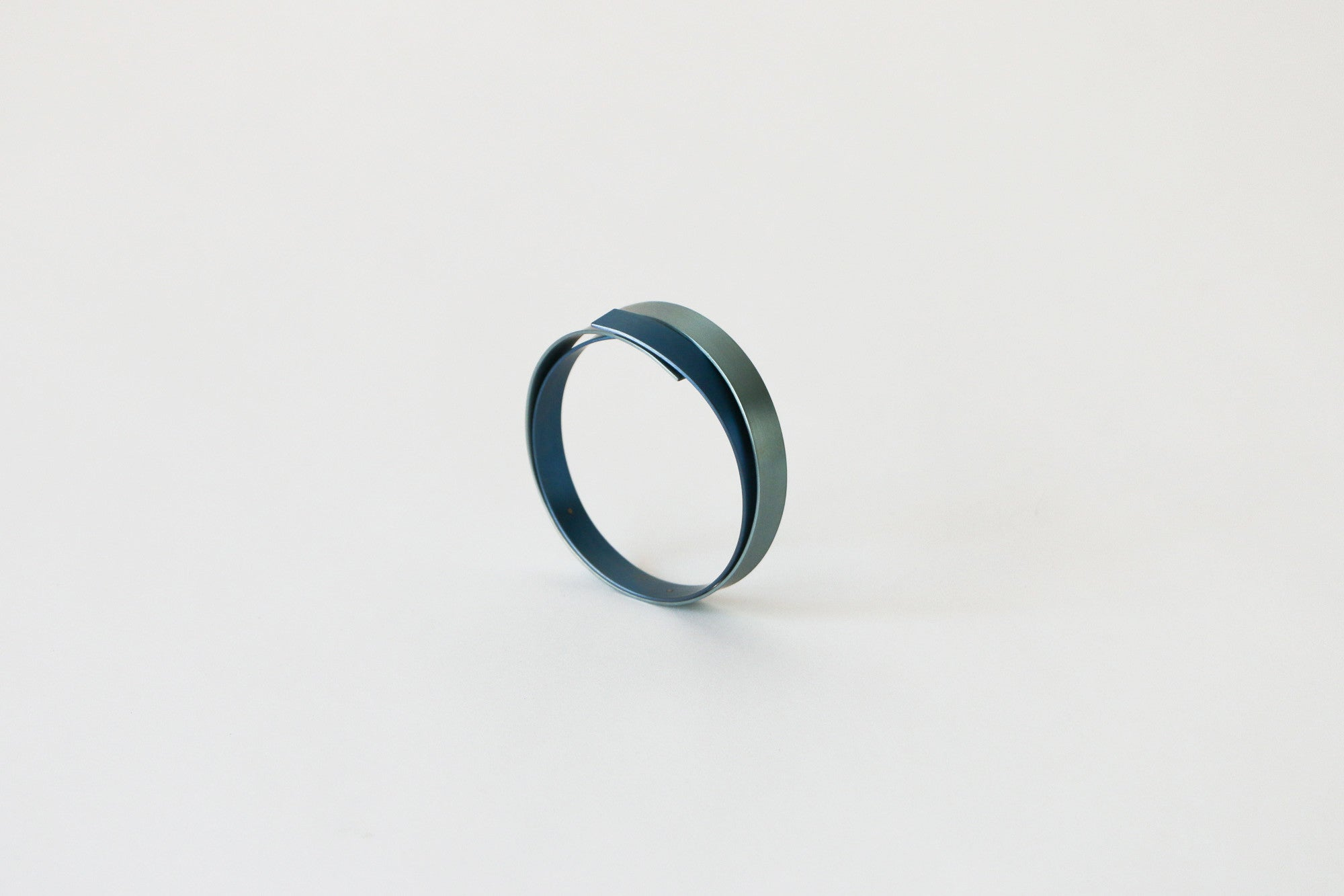 Titanium Loop Bangle