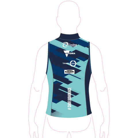 2018 Swisse People's Ride Wind Vest