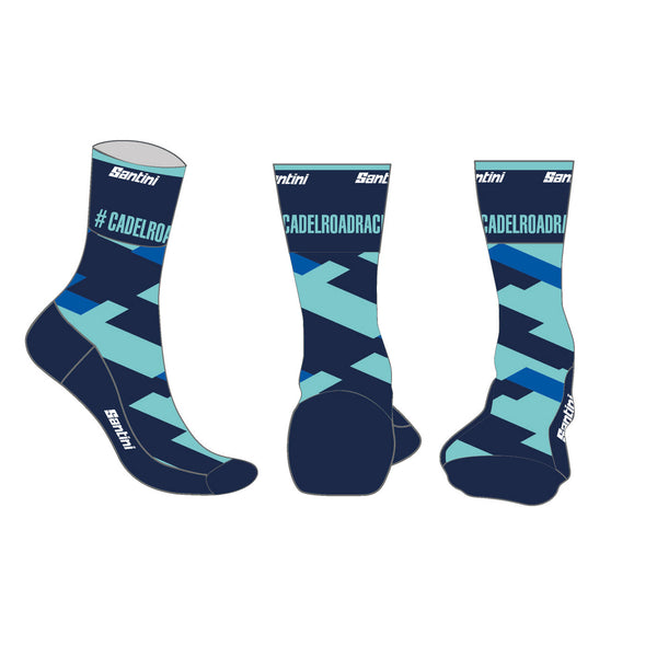 2018 Swisse People's Ride Cycling Sock