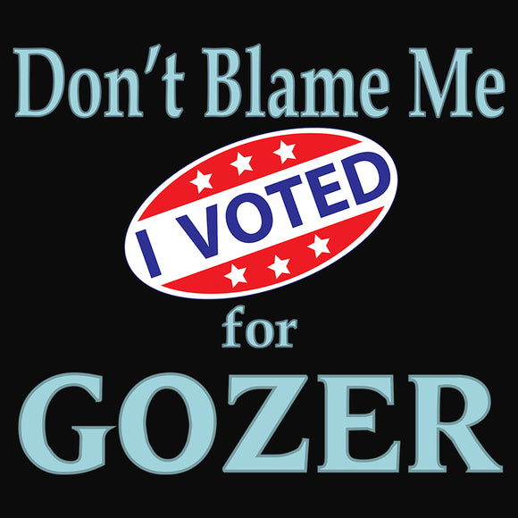 Voted for Gozer