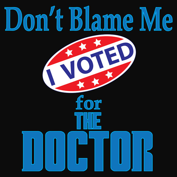 Voted for The Doctor